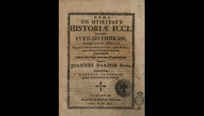 Stöd 2020/Latinsk översättning av De Ulitate Historiae Eccl.